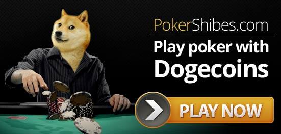 Dogecoin Poker