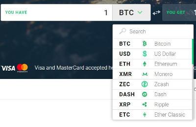 convertir bitcoin