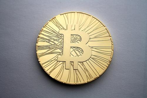 bitcoin gold photo