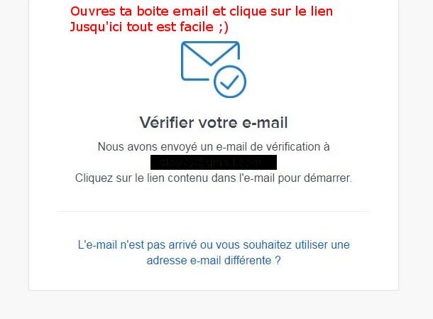 envoyé un mail anonyme
