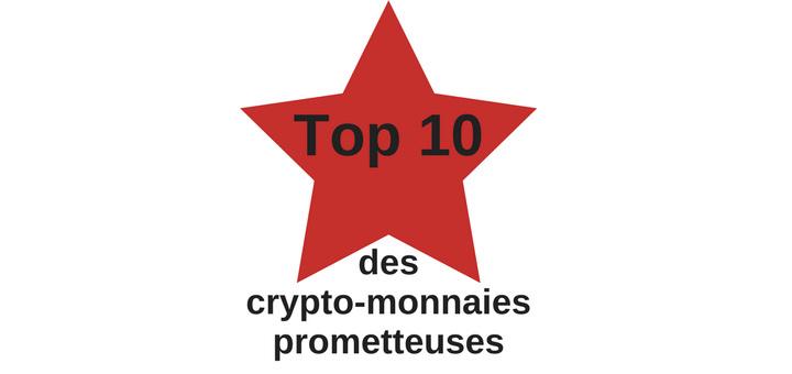 Top 10 des monnaies prometteuses en 2017