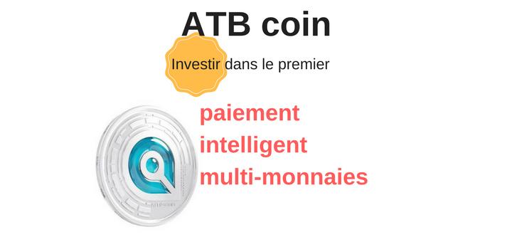 ATB coin ICO