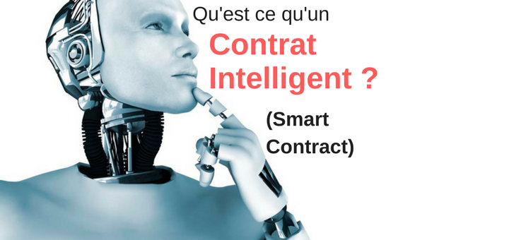 contrat intelligent - smart contract