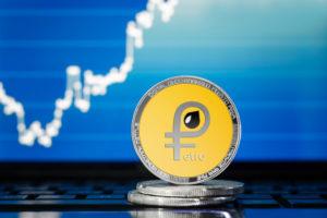 symbole du Petro : crypto-monnaie nationale du venezuela