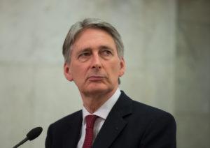 Hammond s'est exprimé sur le groupe de travail dédié aux crypto-monnaies