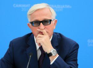 Alexander Shokhin soutient aussi l'idée d'un paradis fiscal pour les crypto-monnaies