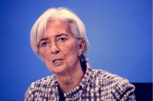directrice du fonds monétaire internationale se montre favorables aux crypto-monnaies