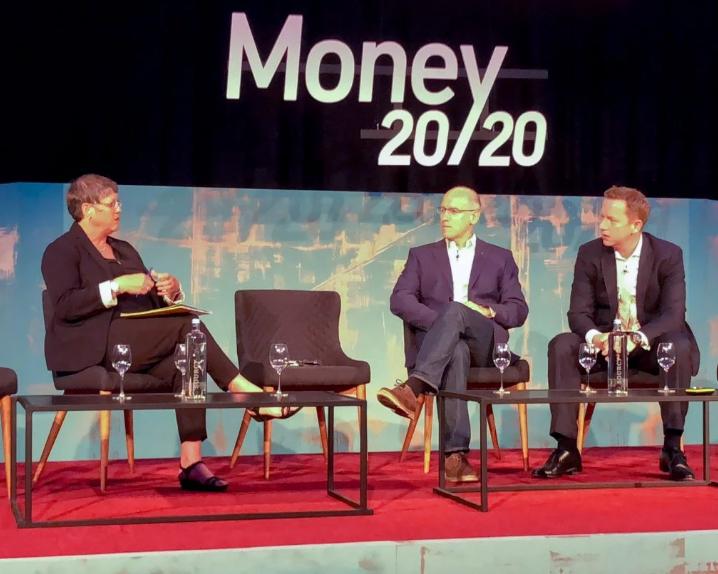 Conférence Money 20/20 où le cas de Ripple a été abordé