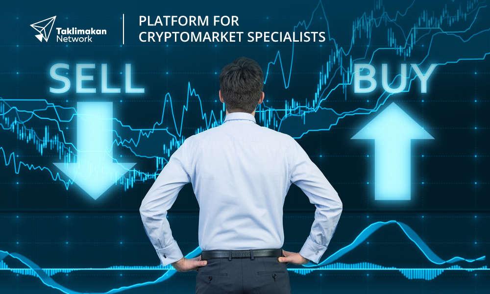 Indice TN 100 crypto, par Taklimakan