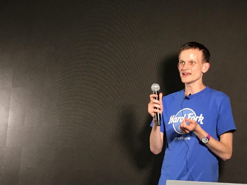 Buterin fondateur d'Ethereum parle de millions de transactions par seconde