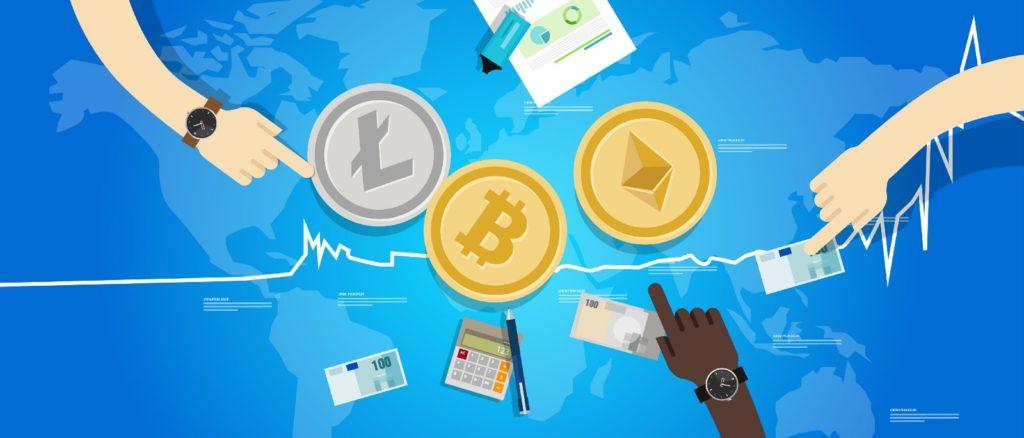 Les investisseurs préférent le Bitcoin et Ethereum