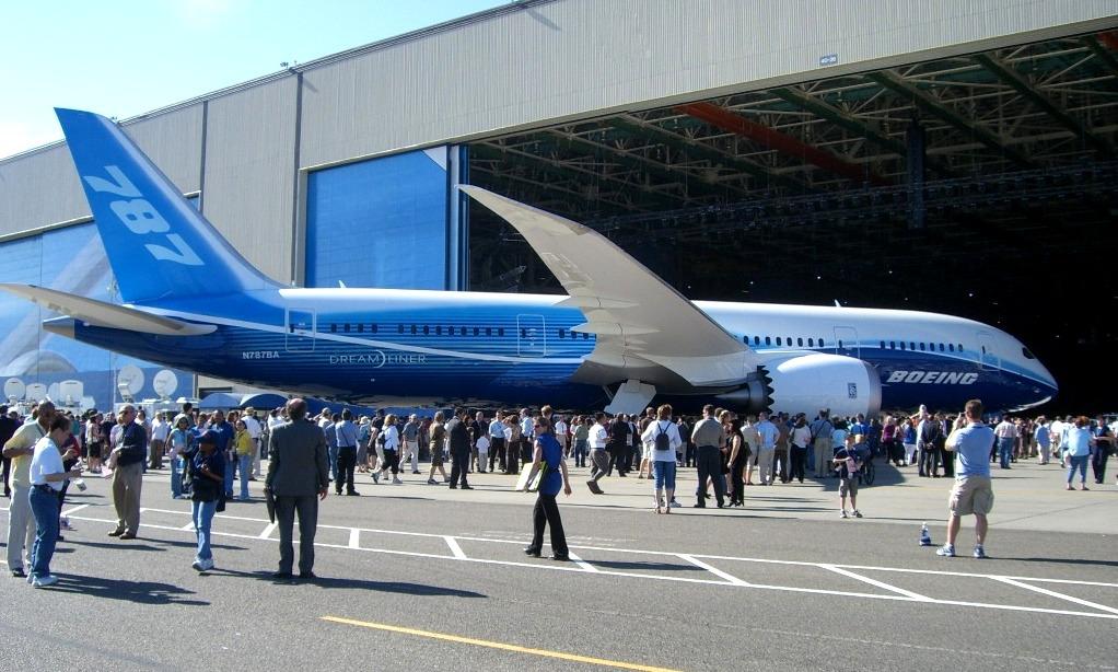 Boeing se lance dans la blockchain pour le transport sans pilote
