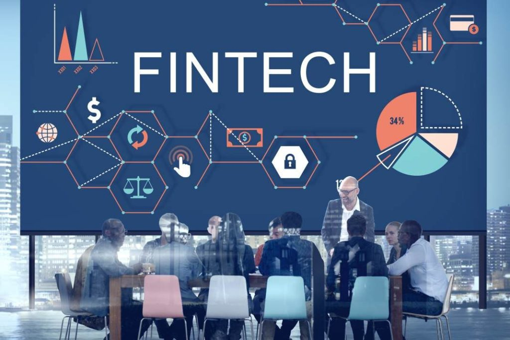 Les banques sont dépassés par les entreprises fintech qui utilisent les crypto-monnaies