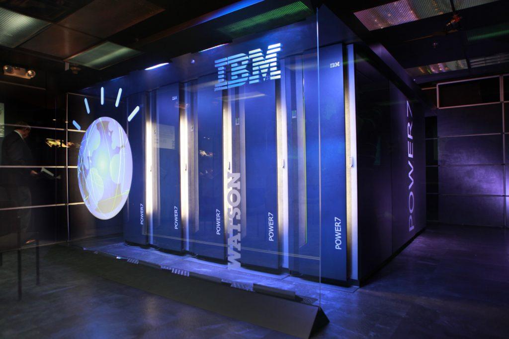IBM et blockchain en australie