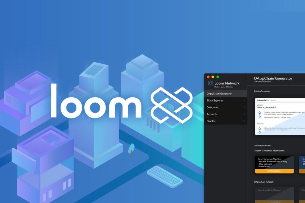 Loom, la plateforme blockchain et sa crypto-monnaie pour les jeux