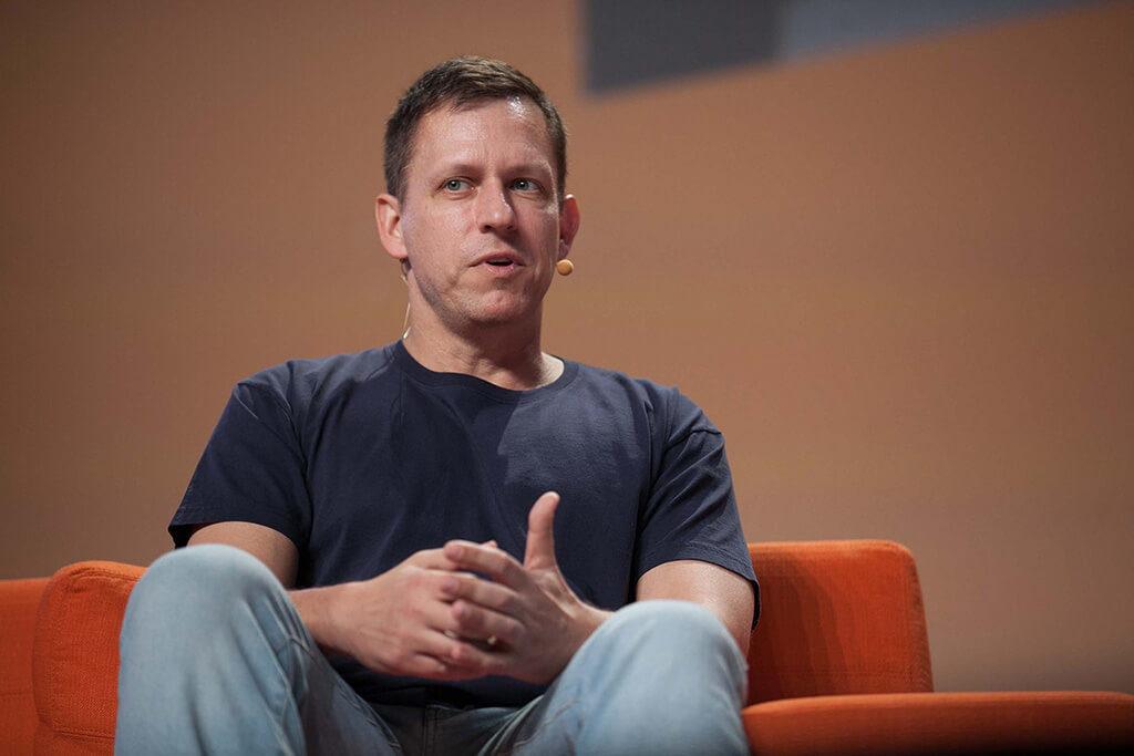 """P. Thiel travaille pour le stablecoin """"Reserve"""""""