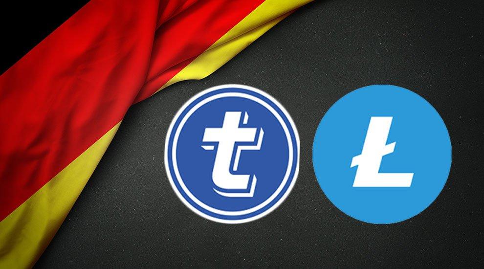 TokenPay, LiteCoin et une banque Allemande : une stratégie pour l'utilisation de la Blockchain