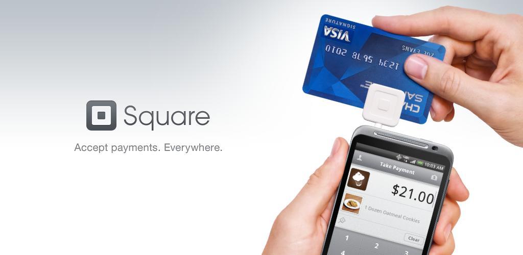 Square, accepter les paiements même en Bitoiin
