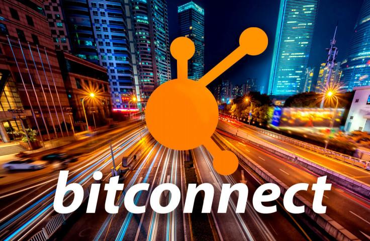 un promoteur de BitConnect arrété
