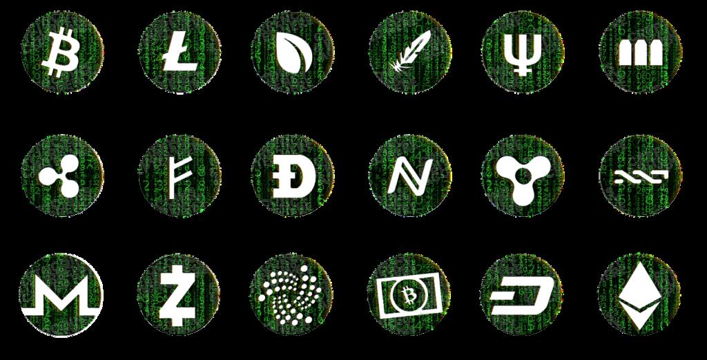 Court, moyen et long terme pour diversifier une portefeuille de crypto--monnaies