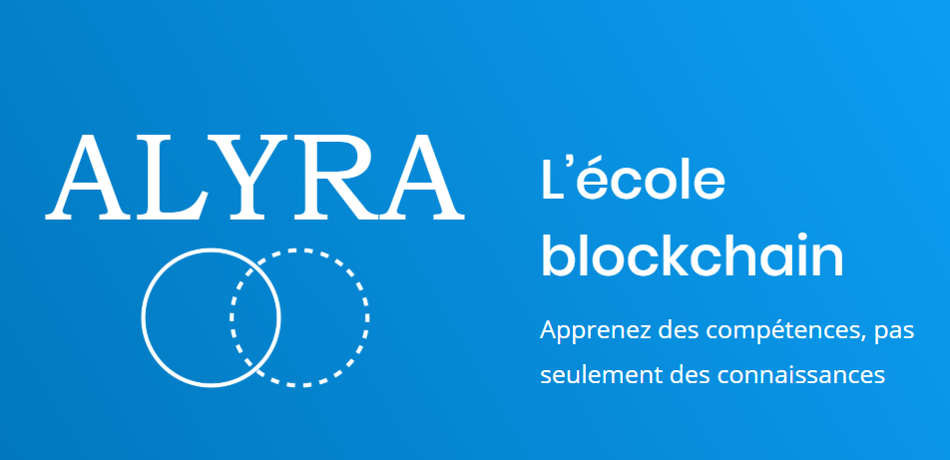 Ecole blockchain et contrat intelligent, en France