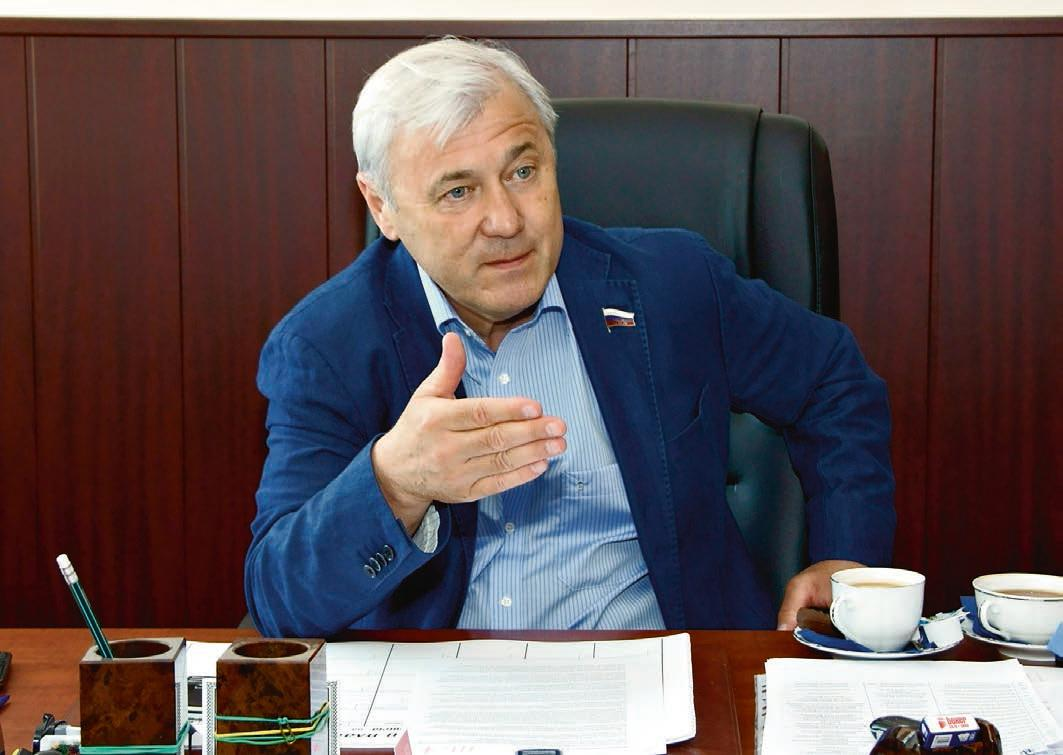 Président de la commission  à la Douma enthousiaste à l'idée d'un stablecoin adossé au Rouble russe