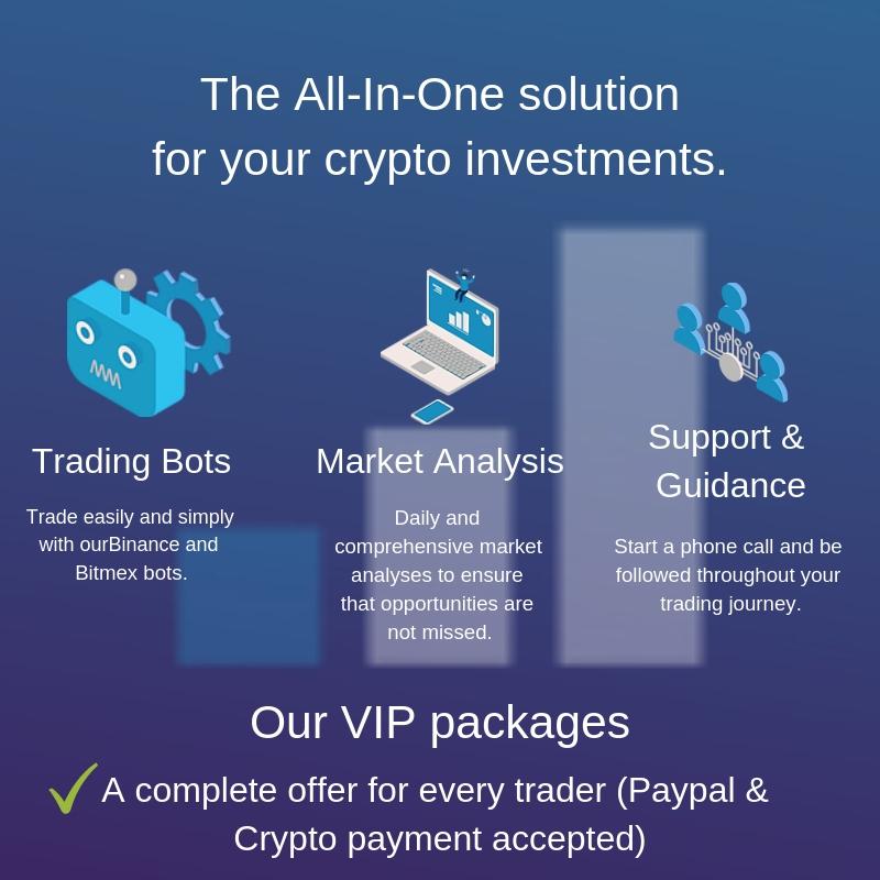 Trading de crypto-monnaies