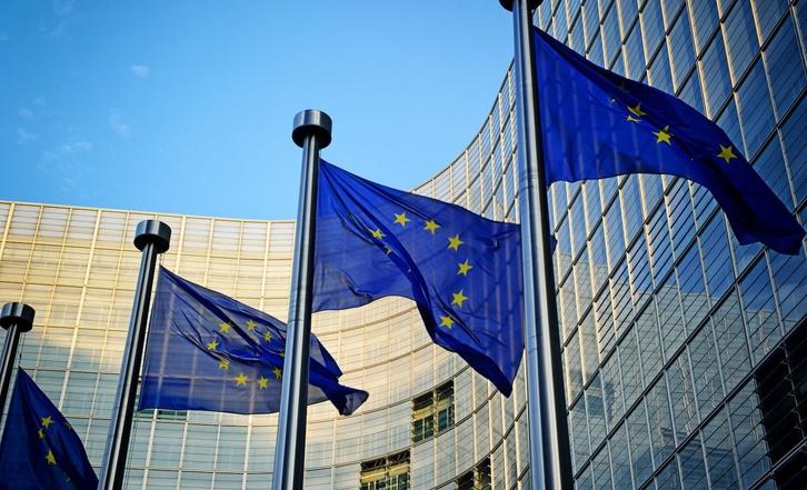 Union européenne, blockchain